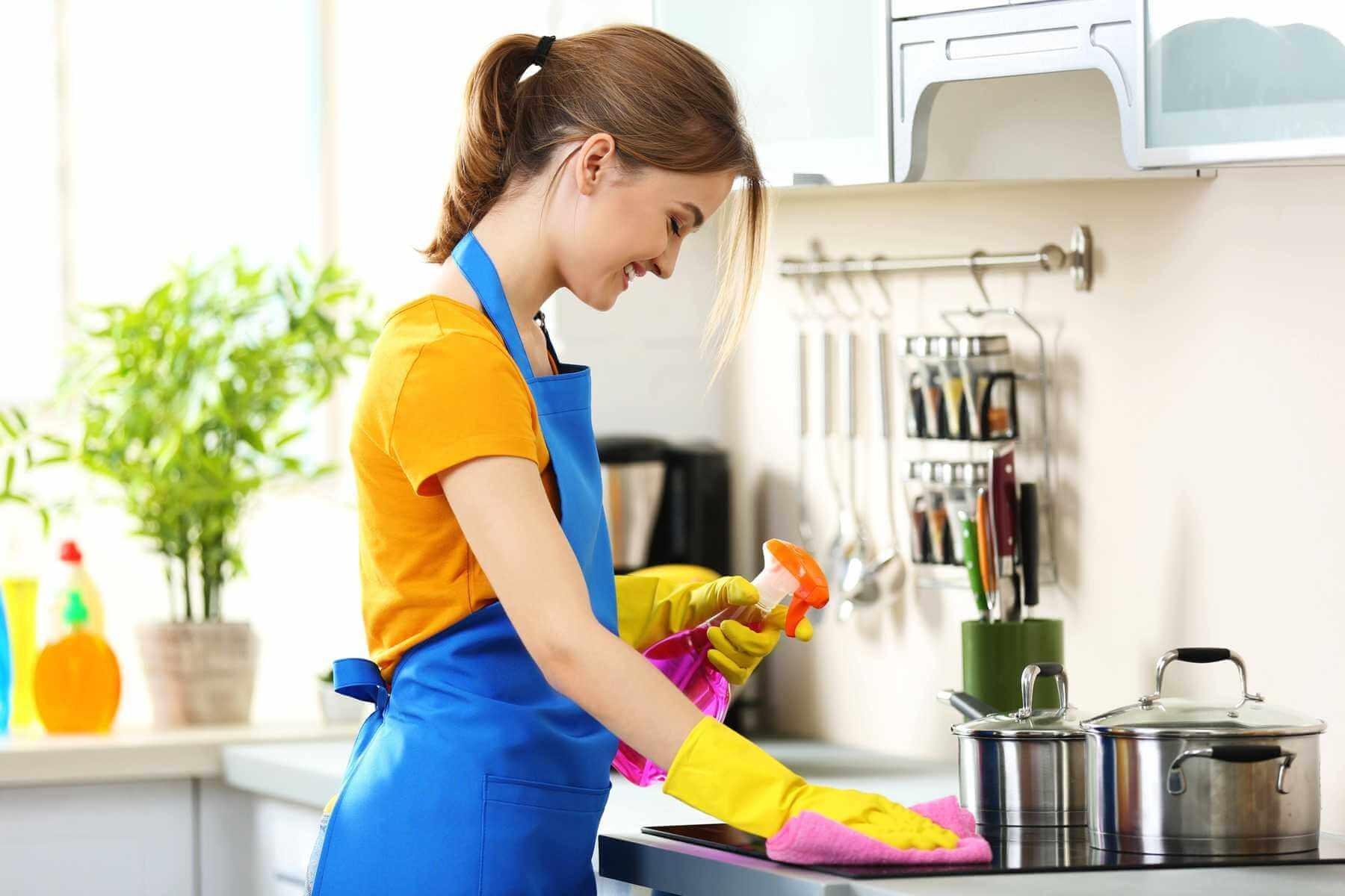 Khi sử dụng hóa chất tẩy rửa nhà bếp cần lưu ý những điều gì?