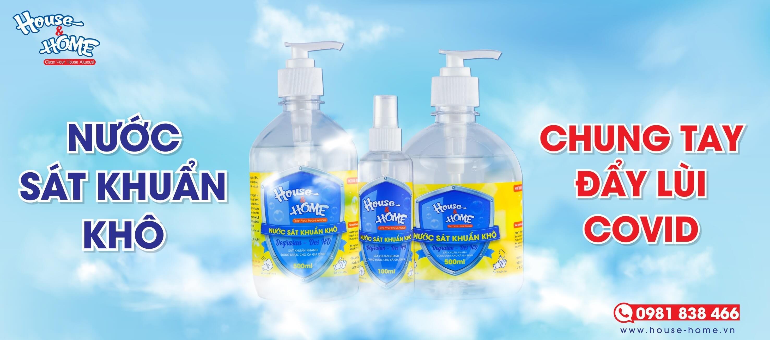 Mua nước rửa tay khô ở đâu uy tín và chất lượng hiện nay