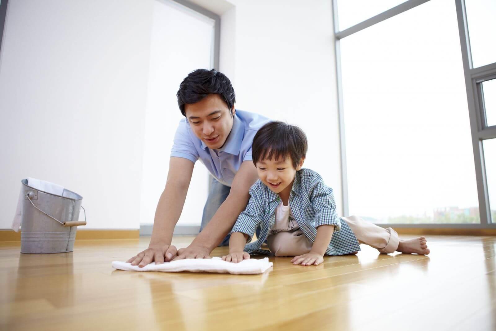 Vì sao bạn nên sử dụng nước tẩy rửa đa năng vệ sinh cho gia đình?