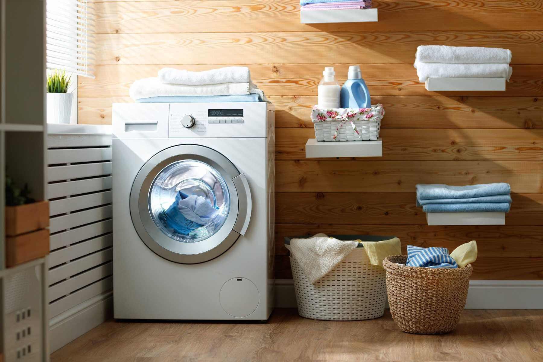 Lựa chọn nước giặt dành riêng cho máy giặt