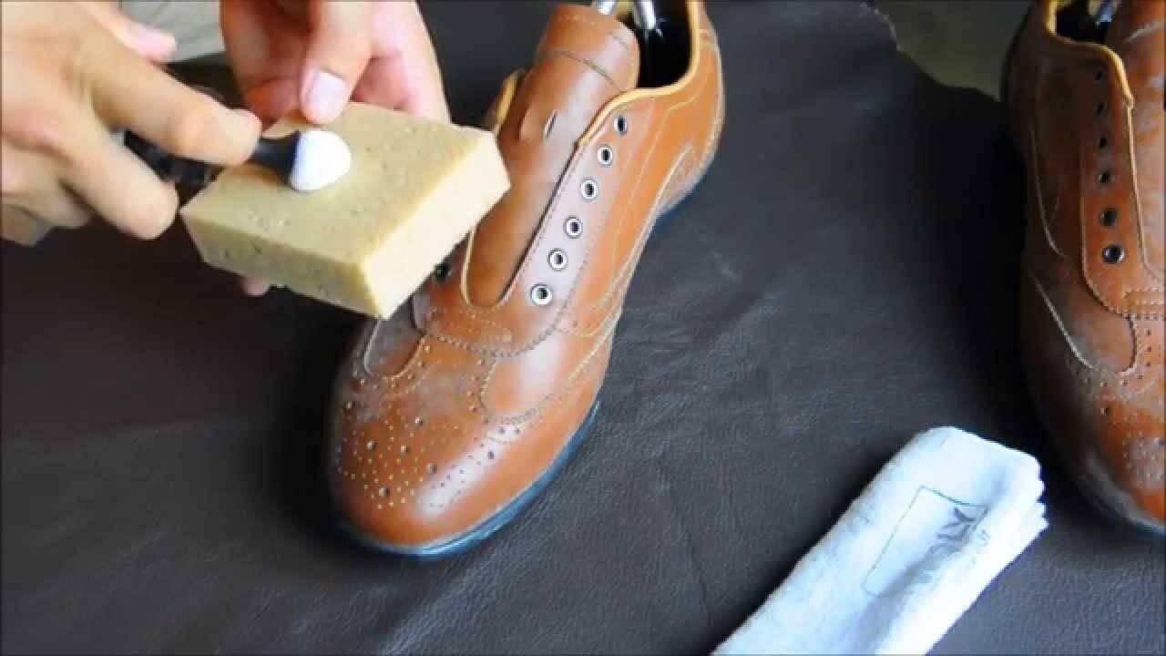 Cách làm sạch giầy da hiệu quả, không cần kỳ công ra tiệm giặt