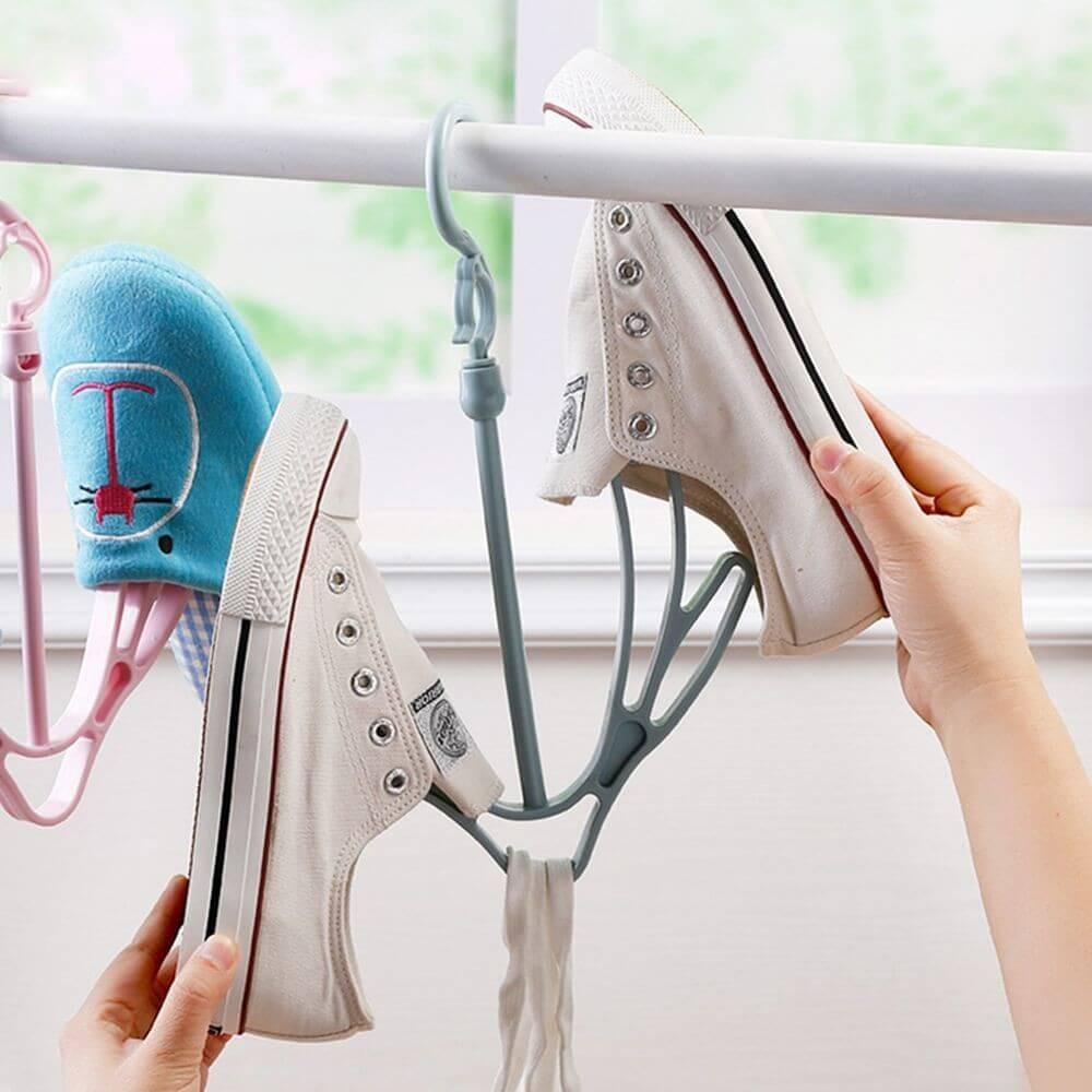 Phơi giày cần lưu ý điều gì
