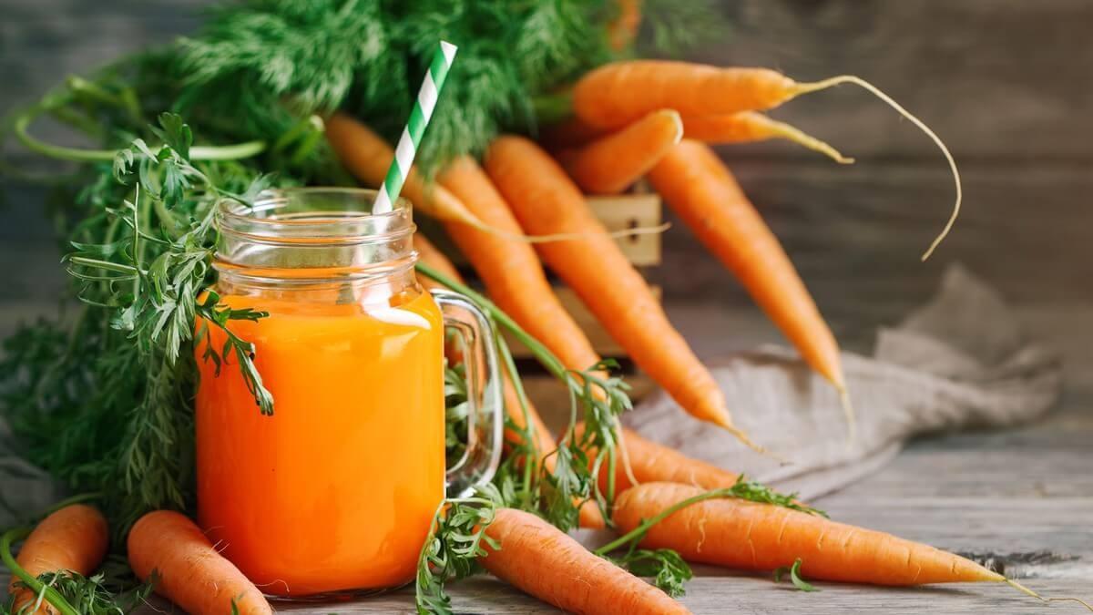 Hướng dẫn cách làm nước ép cà rốt