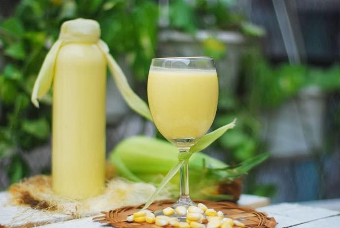 Công dụng của sữa ngô đối với sức khỏe con người