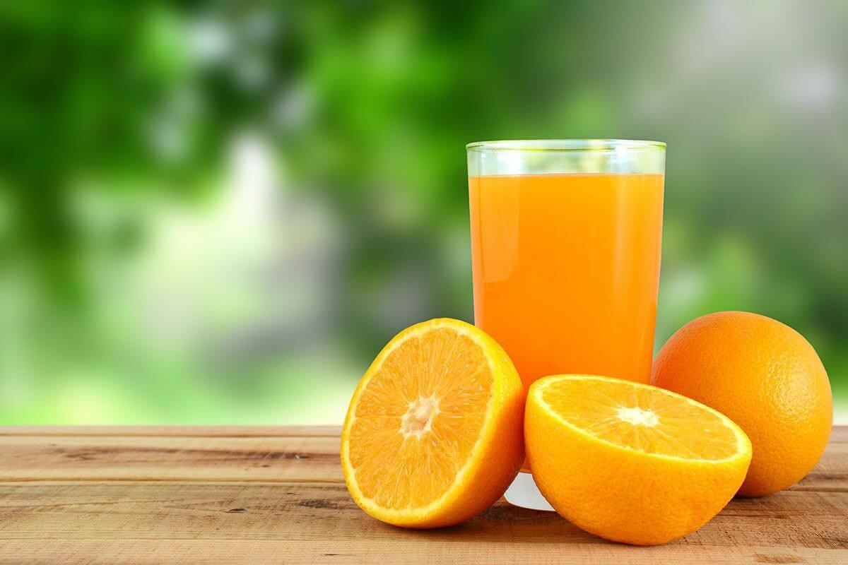 Uống nước cam mỗi ngày tăng sức đề kháng