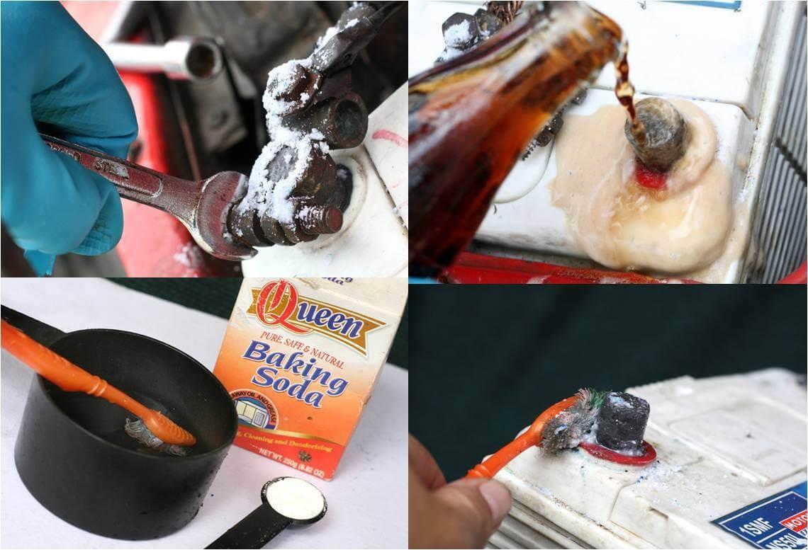 Tác dụng của baking soda trong nấu ăn