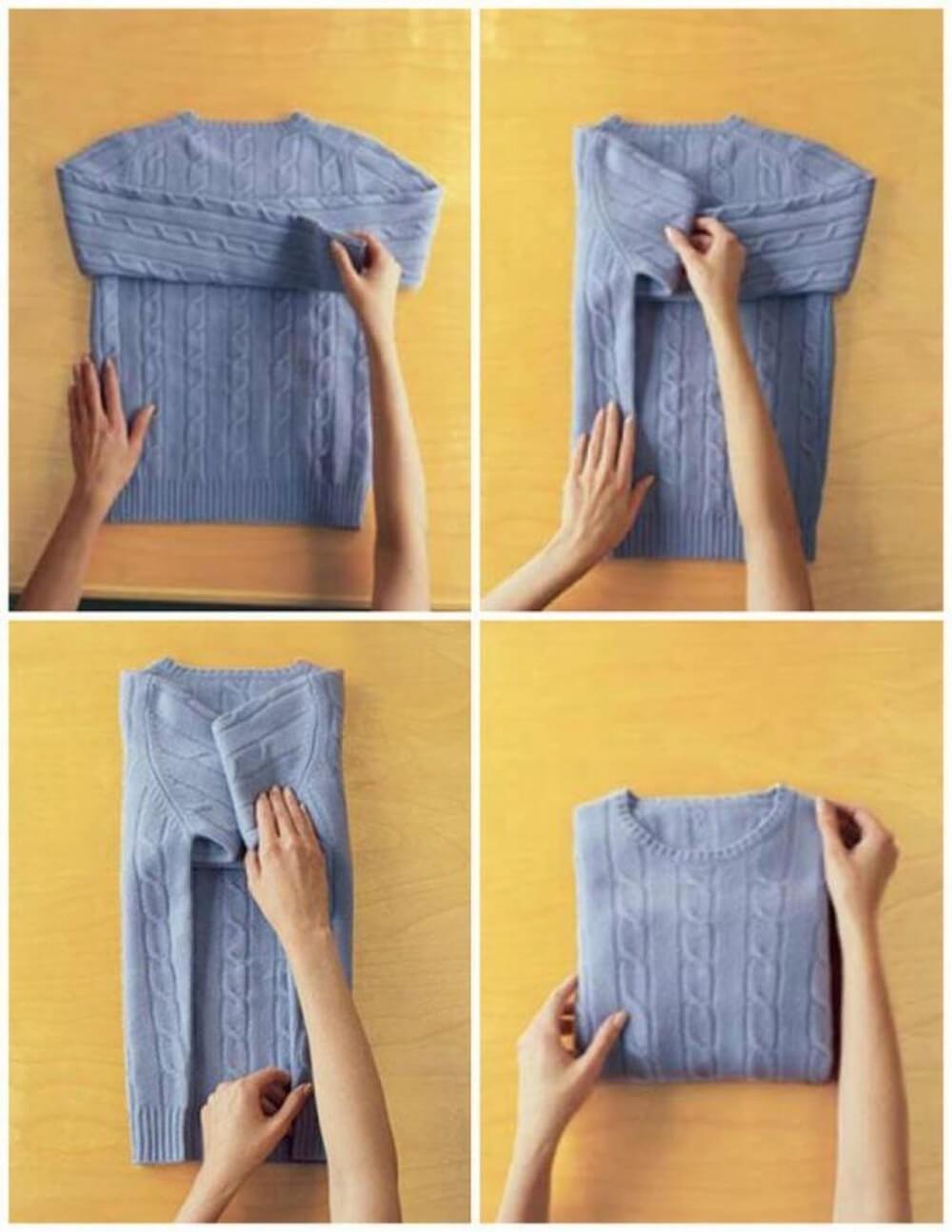 Bí kíp để giặt áo len sạch và đúng cách nhất mà không lo bị giãn