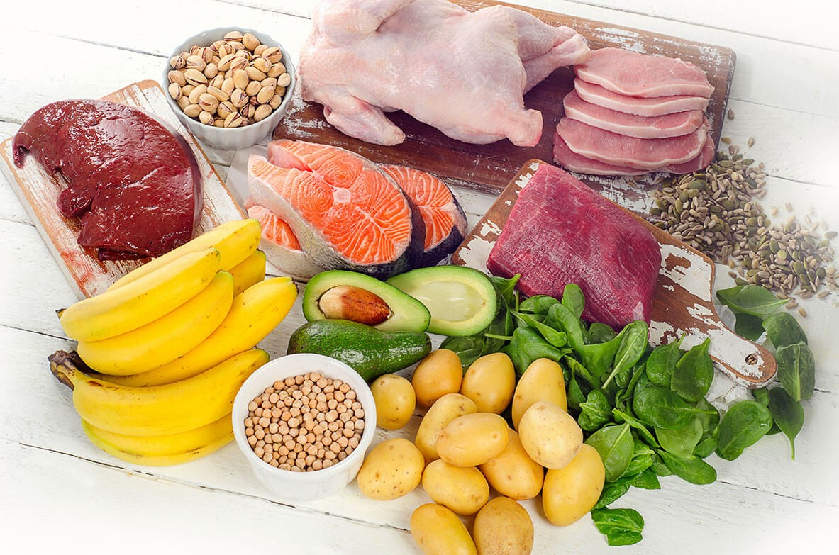 Bổ sung magiê và vitamin B