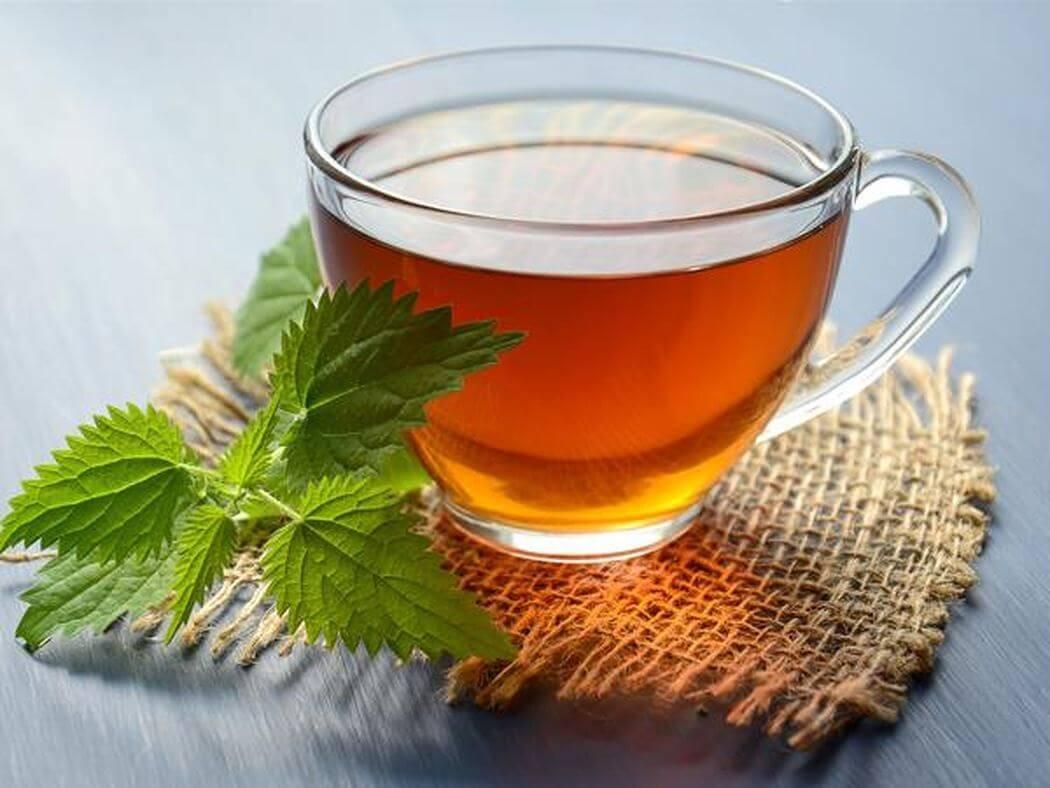 Trà là thành phần chủ yếu của trà sữa