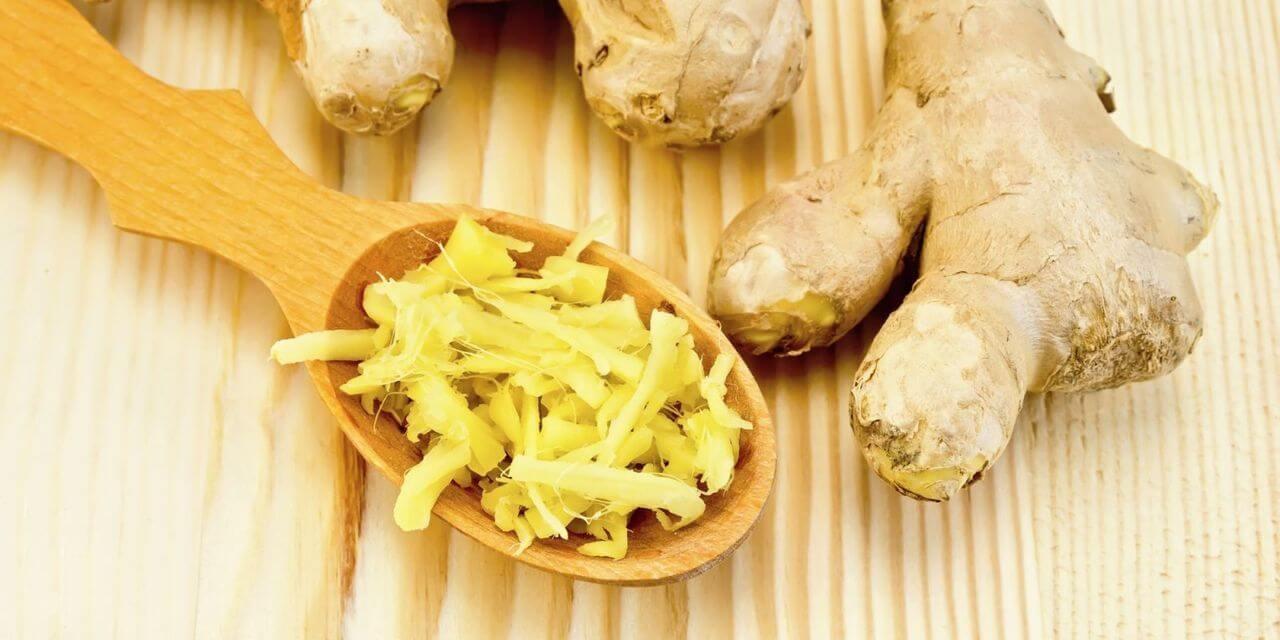 Gừng thực phẩm rất tốt cho người đau dạ dày