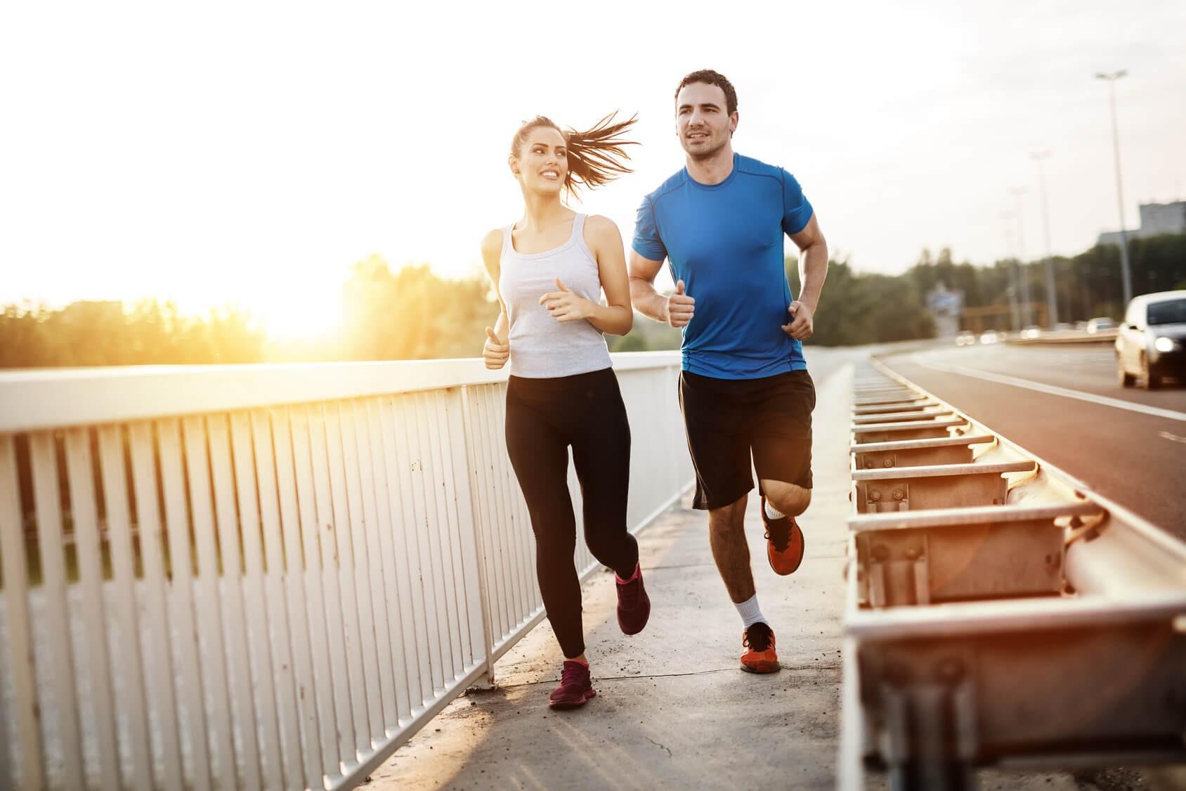 Nên chạy bộ lúc 5h30 đến 6h sáng