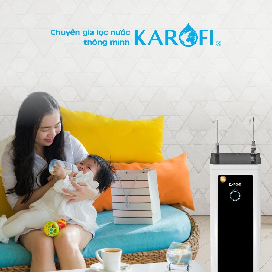 Máy lọc nước Karofi Optimus HOT O-H128   Karofi.com