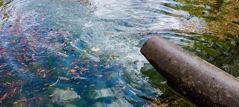 ô nhiễm nguồn nước ngọt biển và đại dương