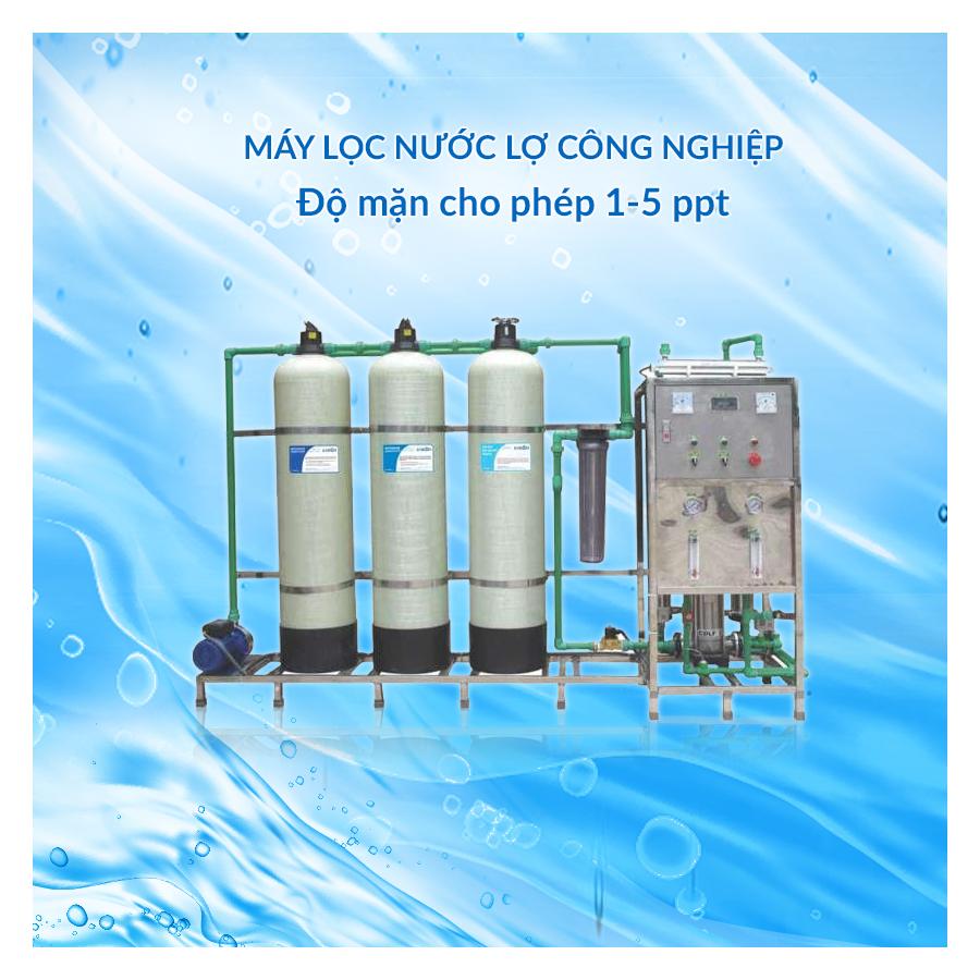 máy lọc nước mặn thành nước ngọt - 1