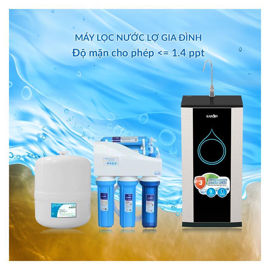 máy lọc nước mặn thành nước ngọt - 3