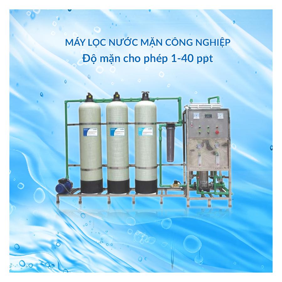 máy lọc nước mặn thành nước ngọt