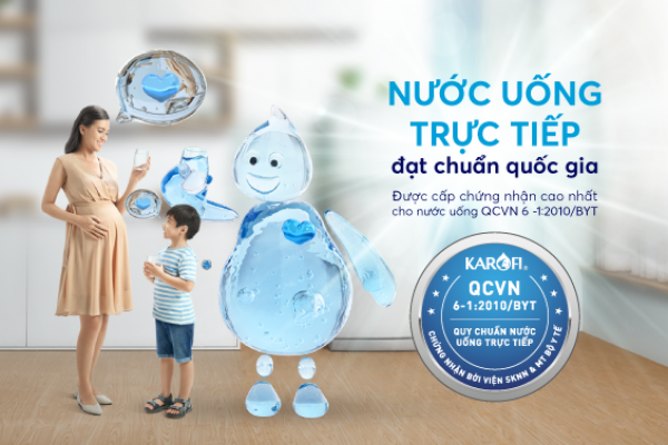may loc nuoc karofi tem moi large tại Đà Nẵng