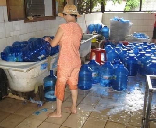 nước uống tinh khiết - 089