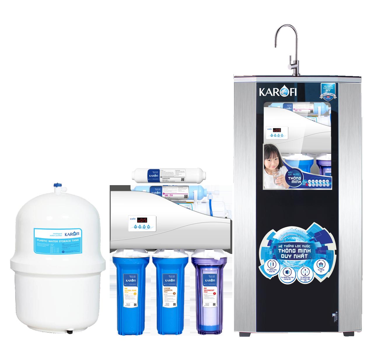 Máy lọc nước công nghệ RO thế hệ mới