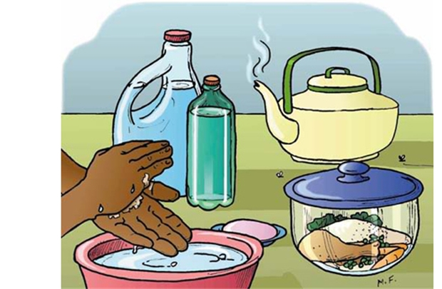 Rửa tay bằng xà phòng đúng cách, đặc biệt là khi chế biến thức ăn, trước khi ăn và sau khi di vệ sinh là cách bảo vệ sức khỏe mang lại hiệu quả tích cực nhất cho sức khỏe… Hiện nay, các mầm bệnh lây lan rất nhanh ngày càng trở nên khó điều trị hơn trước rất nhiều. Thế nên, việc tự bảo vệ sức khỏe là rất quan trọng, có rất nhiều cách bảo vệ sức khỏe nhưng hữu hiệu nhất vẫn là phòng ngừa qua đường ăn uống. Bảo vệ sức khỏe qua đường ăn uống như thế nào ? Cần chú ý hơn trong việc sử dụng nguồn thực phẩm sạch, rau tươi, hoa quả bảo đảm chất lượng, không có thuốc trừ sâu hay thuốc bảo vệ thực vật   Ăn chín uống sôi là cách bảo vện an toàn nhất Nên rửa rau củ quả dưới vòi nước chảy, ngâm bằng nước muối, thuốc tím để loại bỏ các chất độc gây hại. Rửa tay bằng xà phòng đúng cách, đặc biệt là khi chế biến thức ăn, trước khi ăn và sau khi di vệ sinh. Uống nước đun sôi để nguội, trong thời tiết nóng bức hoặc lao động nặng, tiêu chảy… Xây dựng công trình phụ cần lưu ý phải hợp vệ sinh, nhất là ở vùng nông thôn. Không đi tiêu bừa bãi để tránh phát sinh, và lây nhiễm nguồn bệnh ra môi trường. Nâng cao ý thức bảo vệ môi trường như không vứt rác, đổ chất thải bừa bãi. Khả năng của máy lọc RO Karofi   Bộ lọc nước Karofi Khả năng của máy lọc nước RO có thể loại bỏ gấp đôi so với máy lọc nước thông thường trong đó loại được cả: Những kim loại độc hại như kẽm, chì, thủy ngân, có thể gây ngộ độc cho co thể; Độc tố còn tồn dư trong nước; Asen (Thạch tín) và các các chất có hại cho sức khỏe khác. Máy lọc đa năng Karofi có thể sử dụng với nhiều nguồn nước khác nhau mà vẫn đảm bảo chất lượng. Dùng để lọc nước máy hay nước giếng khoan đã qua bộ lọc thô thành nước tinh khiết uống trực tiếp. Loại bỏ các chất hữu cơ, chất mùn có trong nước khử độc nhờ lọc qua than hoạt tính. Giúp loại bỏ độ cứng của nước, loại bỏ các hóa chất, các kim loại nặng mag những phương pháp lọc khác không làm được. Tạo độ mát và khử mùi cho nước nhờ màng lọc cácbon cuối cùng. Có thể dùng trực tiếp từ vòi của máy mà khôn