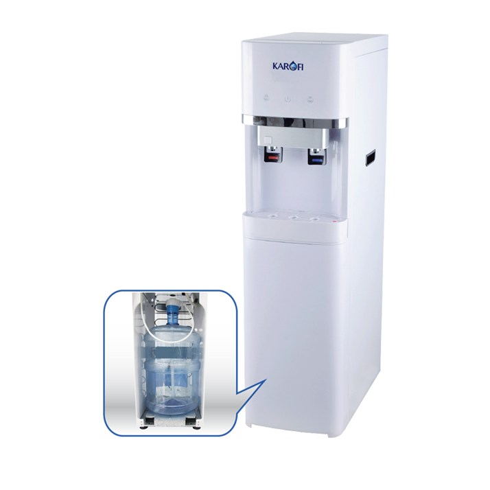 Cây đun nước uống nóng lạnh giá rẻ Karofi có tốt không?