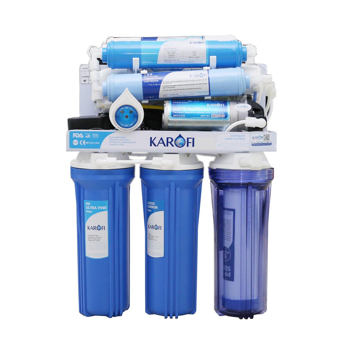 cách sửa máy lọc nước không ra nước - 1
