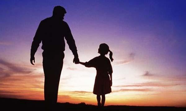 Trưởng thành là khi không còn được một lần gọi to tiếng Bố