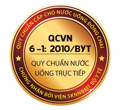 Máy lọc nước karofi đạt QCVN6-1:2010/BYT