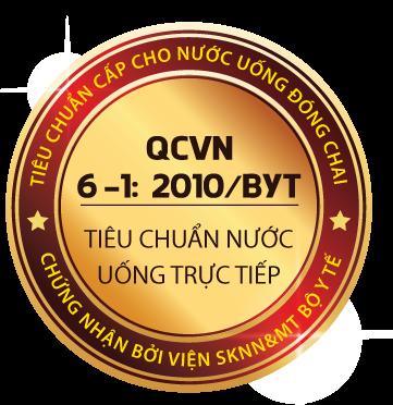 QCVN6-1 cho máy lọc nước Karofi 7, 8 9 lỗi