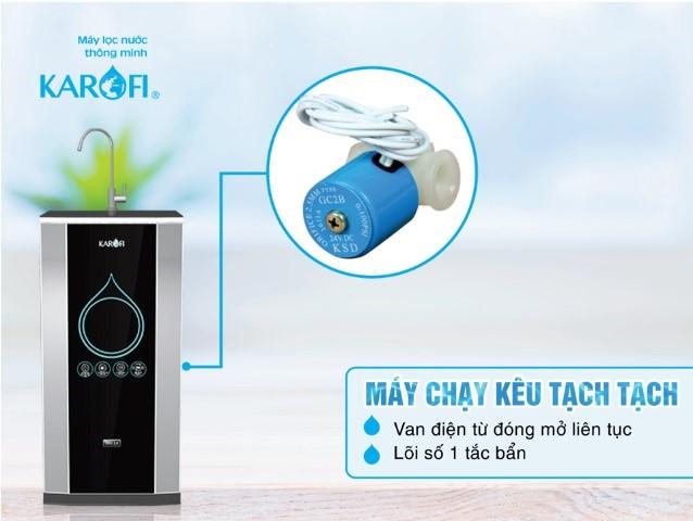 xử lý lỗi máy lọc nước