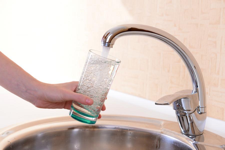 Nước máy trong sinh hoạt