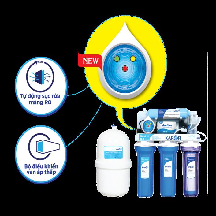 Máy lọc nước siêu sạch