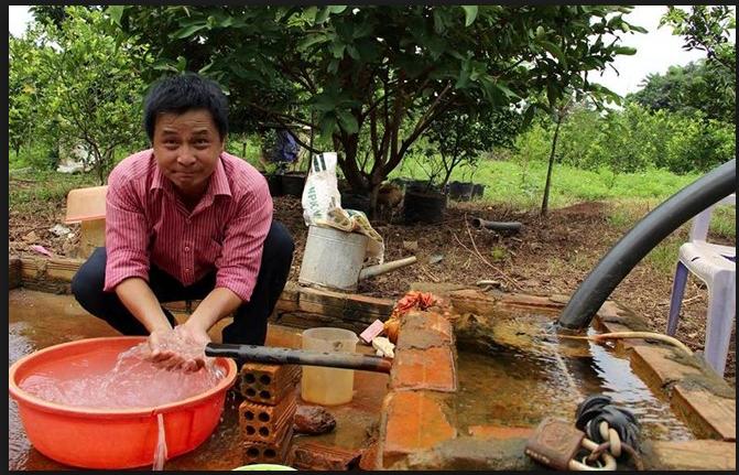 máy lọc nước giếng khoan