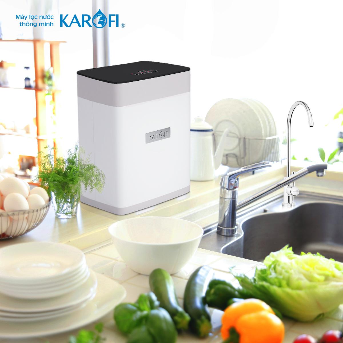 máy lọc nước mi ni nhỏ gọn cho chung cư