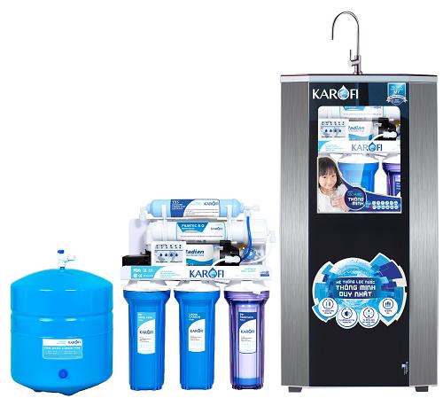 Những luu ý cần biết khi mua máy lọc nước