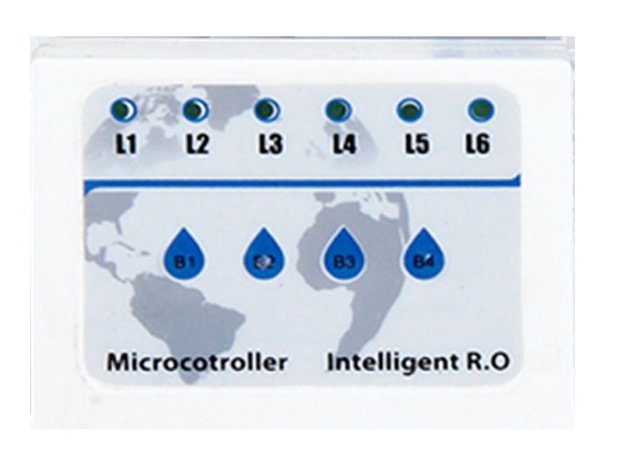 Bộ vi xử lý máy lọc nước Karofi