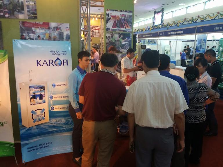 Máy lọc nước Karofi đối với người tiêu dùng trên thị trường