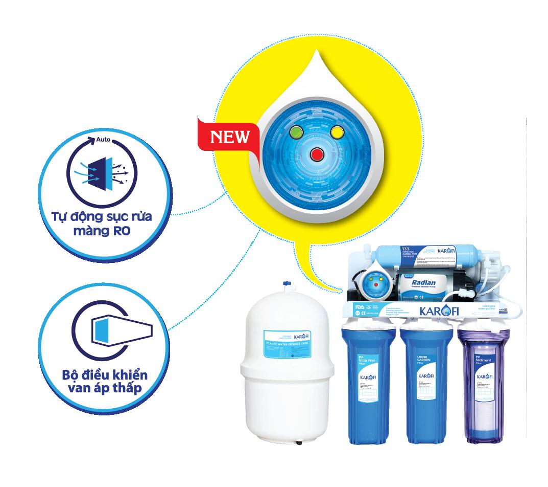 Máy lọc nước Karofi giải pháp cho người tiêu dùng