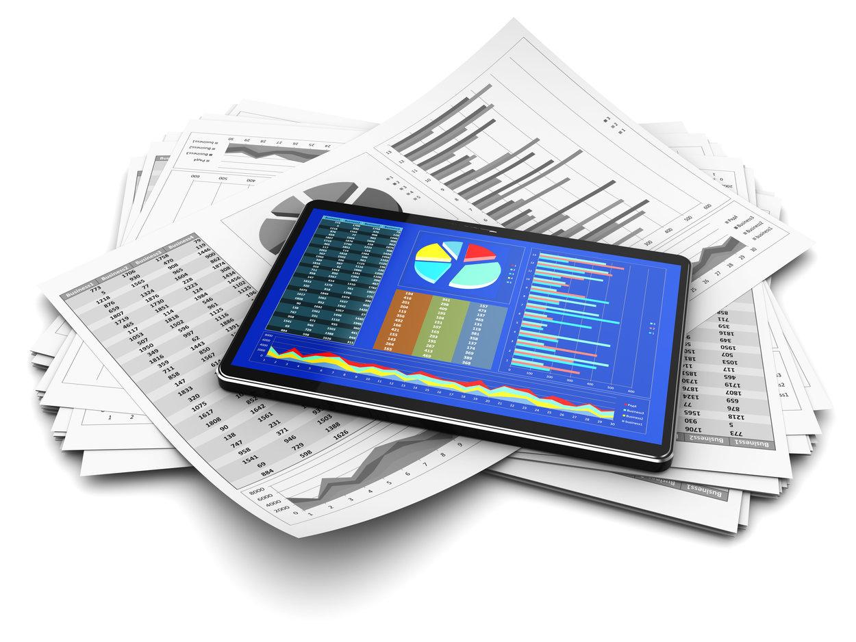 sổ sách báo cáo tài chính