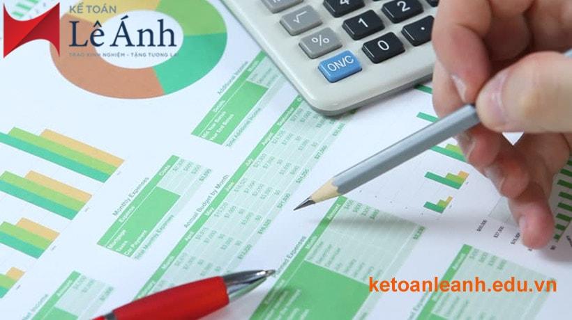 Báo cáo thực tập tài chính doanh nghiệp