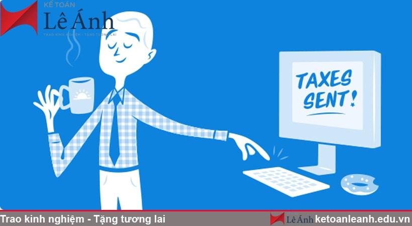 xác định thuế gtgt