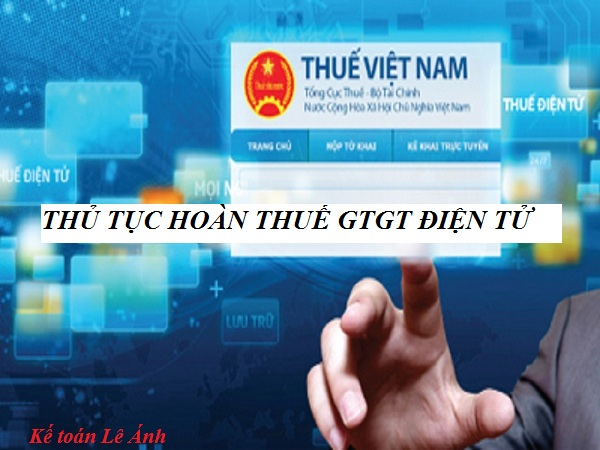 khai nộp thuế điện tử