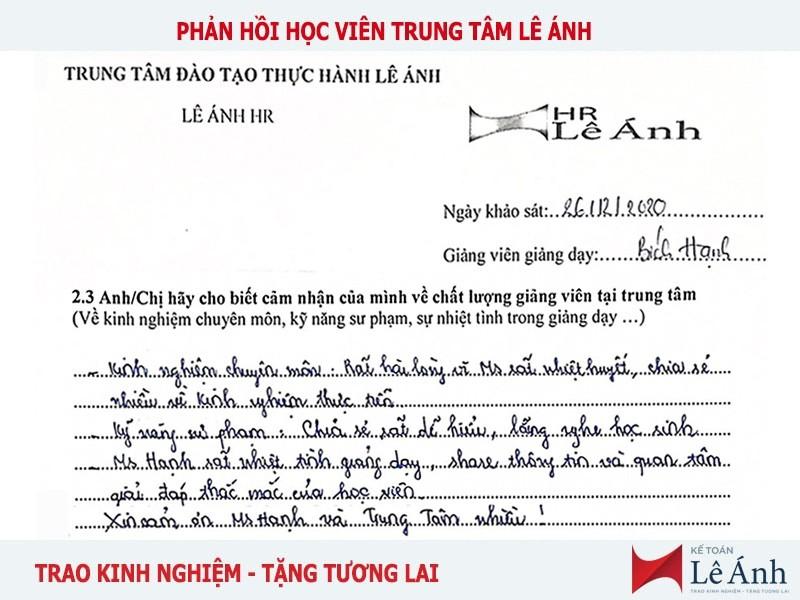review-khoa-hoc-hanh-chinh-nhan-su-tai-le-anh-hr