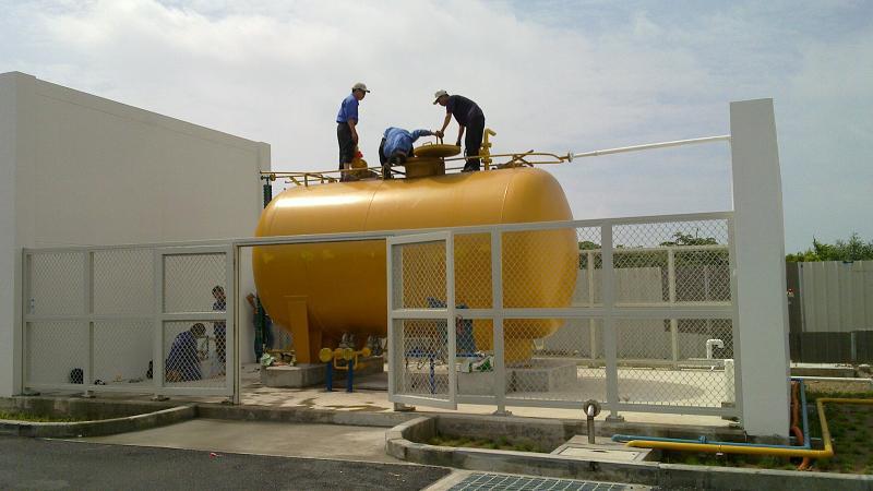 Ứng dụng của khí amoniac (NH3) trong công nghiệp