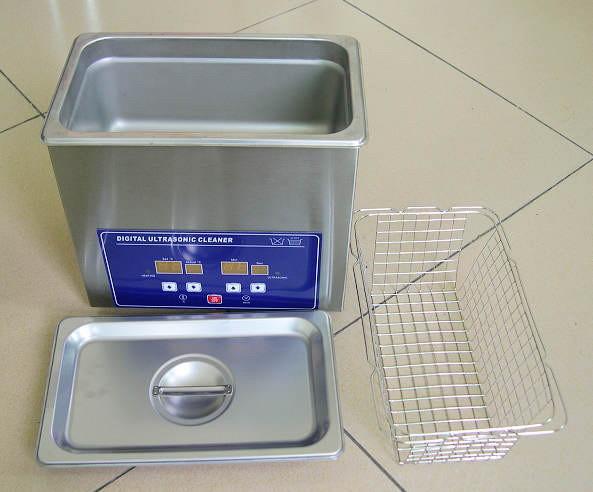 Bể rửa siêu âm giúp vệ sinh an toàn và sạch sẽ