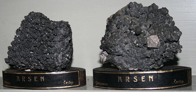 Hình ảnh hóa chất Asen