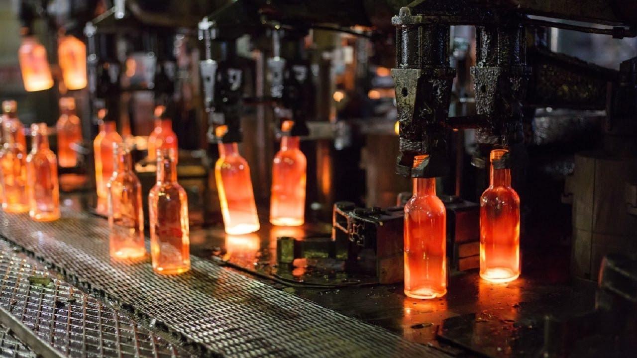Muối Soda được dùng trong công nghệ sản xuất thủy tinh