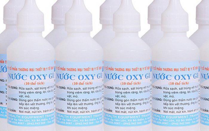 Oxy già công nghiệp được ứng dụng trong y tế