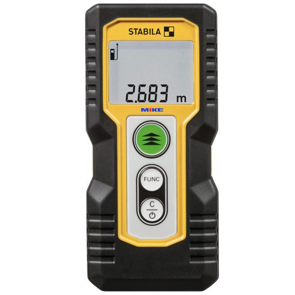 Máy đo khoảng cách laser với các phím đơn giản