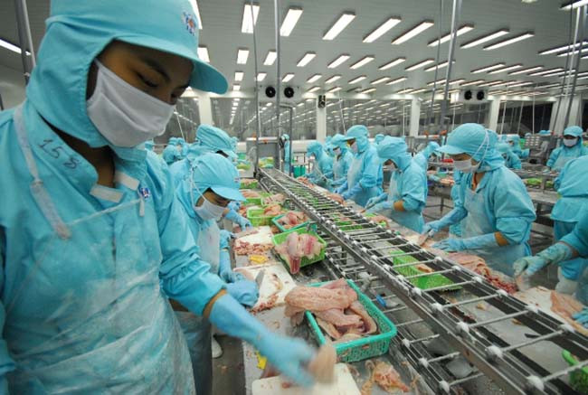 Ngành công nghiệp thực phẩm có lượng nước thải cần phải được xử lý triệt để